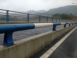 重庆大渡口桥梁护栏